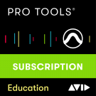 AVID Pro Tools Education Student/Teacher Yearly Subscription - Serial Number Download