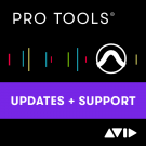 AVID-PRO TOOLS 1-YEAR SOFTWARE UPDATES AND SUPPORT PLAN NEW - Boxed Copy