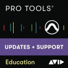 AVID ProTools UPGRADE with 12 Month Updates & Support. (Student/Teacher)