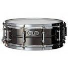 Pearl Drums Sensitone 14 x 5 inch Snare Beaded Black-Nickel Brass