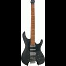 Ibanez Q54 Electric Guitar In Flat Black