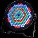 AVE Lighting Quad Flat LED RBGW Par Can