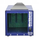 Radial Cube - 3 Slot Power Rack in Desktop Format with 500mA Power Supply