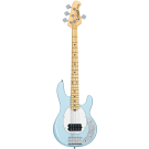 Sterling by Musicman Stingray Short Scale Bass in Daphne Blue