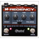 Radial Regency Pre-Drive and Booster Pedal