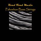 RT-UBASS-4 Road Toad Pahoehoe U•BASS Strings