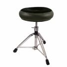 Roc-N-Soc Drum Throne - Manual Spindle w/Round Black Top - Short Base (MSSRK)