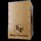 Rodrigo Percussion Pro Model Double Sided Cajon in Natural