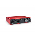 Focusrite Scarlett 8i6 Gen 3 USB C 8-Input Audio Interface