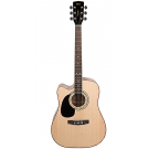 Cort AD880CE Left Handed Acoustic Electric Guitar