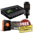 Antelope Audio ZenTour - Professional Interface + Bitwig Studio + Edge Solo Mic