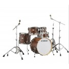 "Yamaha Tour Custom Maple 20"" Fusion Kit in Chocolate Satin"
