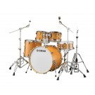 "Yamaha Tour Custom 20"" Fusion Kit in Caramel Satin"