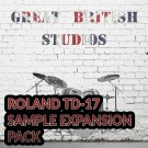 CP Samples - Great British Studios Sample Pack for TD-17