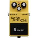 Boss SD-1W Super OverDrive - Waza Craft