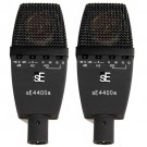 SE Electronics SE4400A Condensor Microphones Stereo Matched Pair