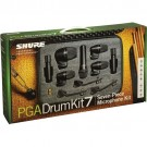 Shure PGA 7 Piece Drum Microphone Kit