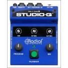 Radial Studio-Q Desktop Cue and Talkback Controller