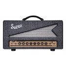 Supro Black Magick Reverb Amplifier Head 25 Watts