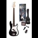 SX P Bass Kit in Black