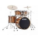 """Tama Starclassic Maple/Birch 4 Piece Shell Pack with 22"""" Bass Drum in CAR"""