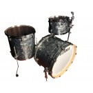 Tama Starclassic Walnut/Birch 3 Piece Drum Set in Charcoal Onyx