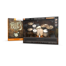 Toontrack Software The Blues EZX EZdrummer Expansion