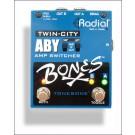 Radial Tonebone Bones Twin City ABY Switcher
