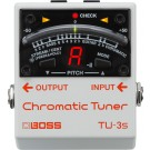 Boss TU-3S Small Footprint Chromatic Tuner