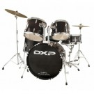 """DXP 20"""" Fusion Drum Kit Package in Black"""
