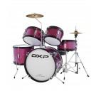 DXP TXJ5 Junior Drum Kit in Pink