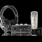 Behringer Uphoria Studio Recording Bundle