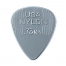 Dunlop USA Nylon .73mm Picks 6 Pack