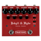 Truetone Jekyll and Hyde V3 Overdrive Distortion Pedal