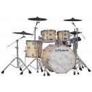 Roland VAD706 V Drums Acoustic Design Drum Kit in Gloss Natural