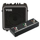Vox Mini Go 10 Guitar Amp Set with VFS3 Footswitch