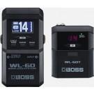 BOSS WL60 Wireless Guitar Systenm