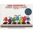 Easiest Piano Course Part 1 BK/CD by John Thompson