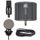 SE Electronics X1S Studio Bundle with Reflexion Filter