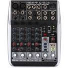 Behringer Xenyx QX602MP3 Mixer with USB MP3 Playback