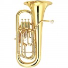 Yamaha YEP642ST NEO 4 Valve Euphonium with Tuning Slide Trigger - Lacquer Finish