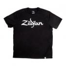 Zildjian Classic Black T Shirt  XXXL Size