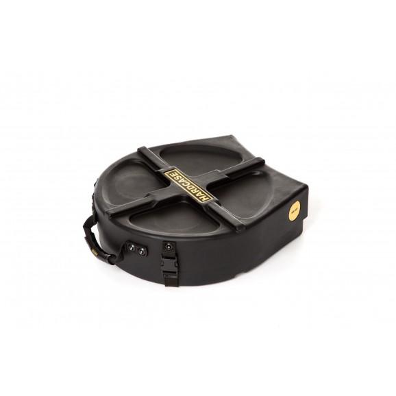 """Hardcase 14"""" Piccolo Snare Drum Case in Black"""