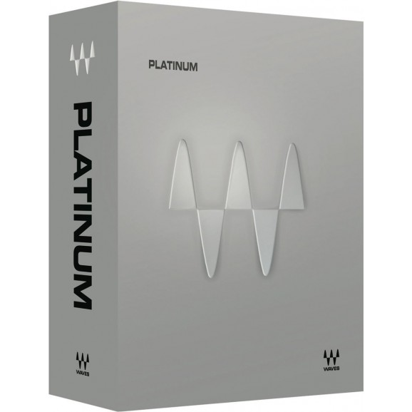 Waves Platinum Bundle Native - SERIAL DOWNLOAD