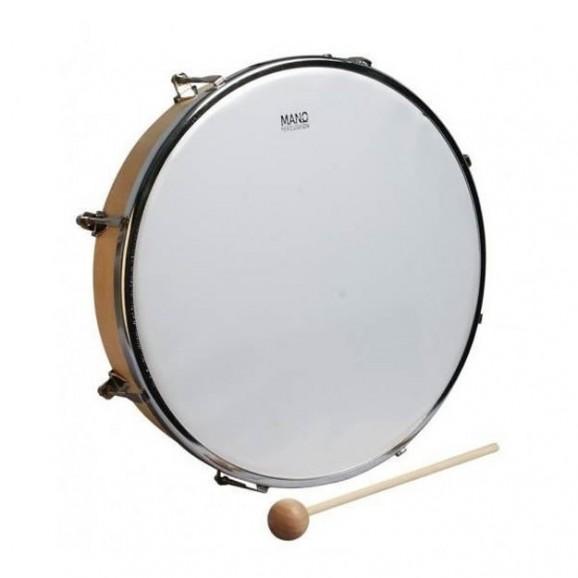 "Mano Percussion 10"" Tuneable Tambour"