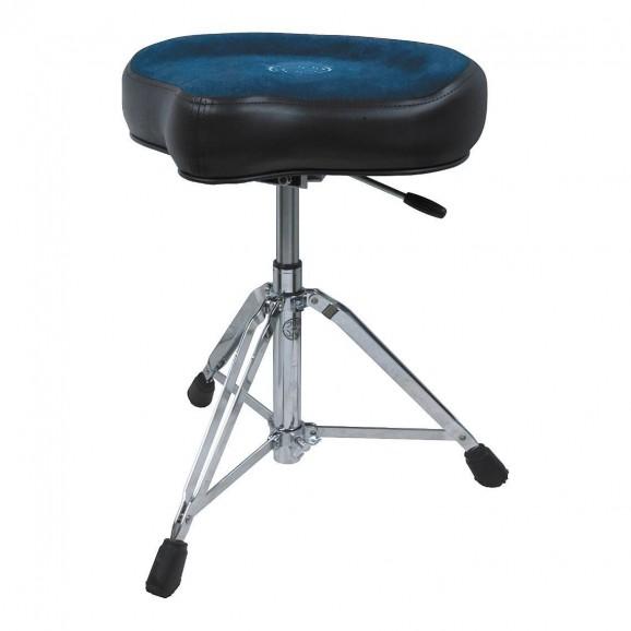 Roc-N-Soc Drum Throne  Nitro Rider w/ Original Blue Seat