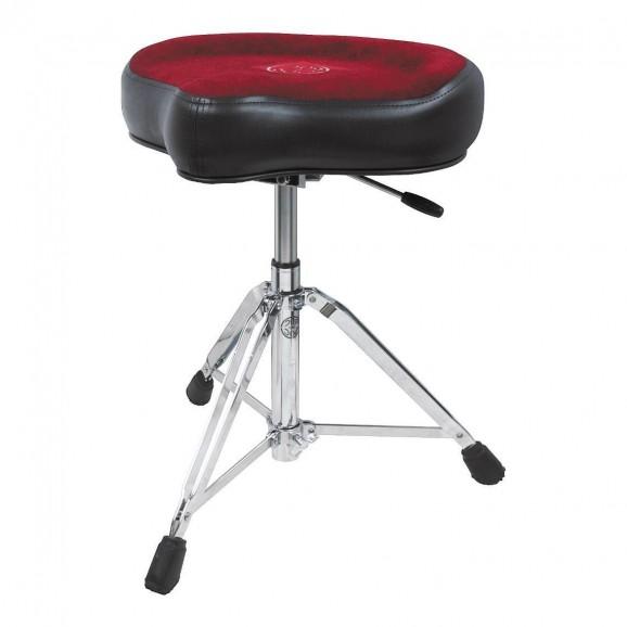 Roc-N-Soc Drum Throne Nitro Rider with Original Red Seat