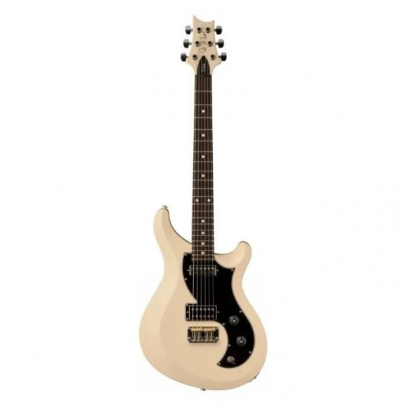PRS S2 Vela Dots Electric Guitar in Antique White