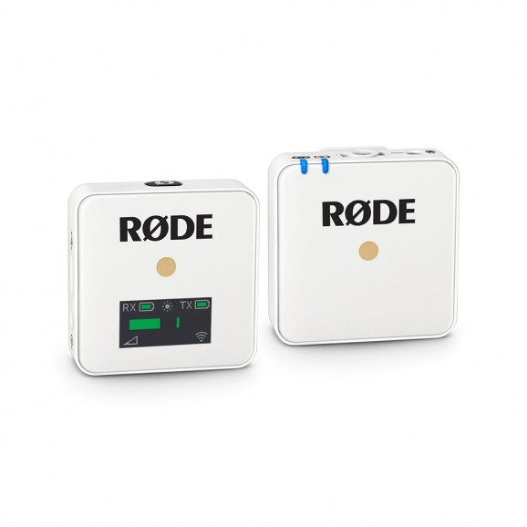 Rode WIGO - Wireless GO Microphone White