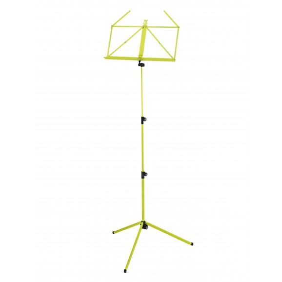 Konig & Meyer - 100/1 Music Stand - Yellow Green